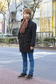 ファッションコーディネート原宿・表参道 2012年12月 もりもりさん