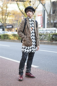 ファッションコーディネート原宿・表参道 2012年12月 kant!さん
