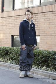 ファッションコーディネート 2013年01月 佐藤貴龍さん
