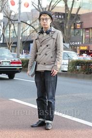 ファッションコーディネート原宿・表参道 2013年01月 がくさん
