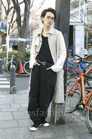 ファッションコーディネート原宿・表参道 2013年01月 浦辻大奨さん
