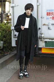 ファッションコーディネート原宿・表参道 2013年01月 こーいちさん