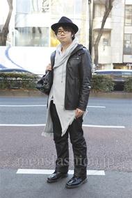 ファッションコーディネート原宿・表参道 2013年01月 くちさん