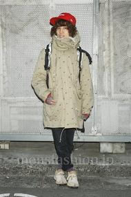 ファッションコーディネート原宿・表参道 2013年01月 カガラシュンさん