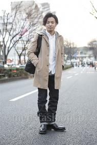 ファッションコーディネート原宿・表参道 2013年03月 松田亮葉さん