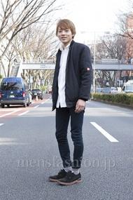 ファッションコーディネート原宿・表参道 2013年03月 辻 純平さん