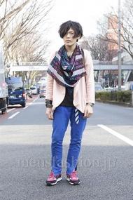 ファッションコーディネート原宿・表参道 2013年03月 nabescoさん
