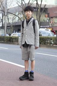 ファッションコーディネート原宿・表参道 2013年03月 伊守優希さん