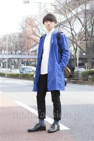 ファッションコーディネート原宿・表参道 2013年03月 木村政紀さん