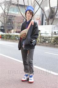 ファッションコーディネート原宿・表参道 2013年03月 しょうきちさん
