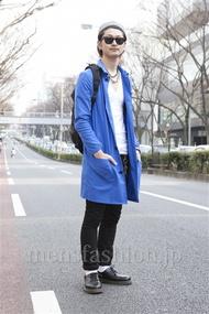 ファッションコーディネート原宿・表参道 2013年03月 カオルさん