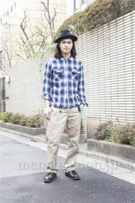 ファッションコーディネート 2013年03月 田畑佑涼さん