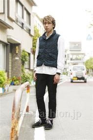 ファッションコーディネート 2013年04月 宮下佳佑さん
