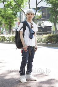 ファッションコーディネート原宿・表参道 2013年05月 佐藤貴龍さん