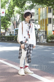 ファッションコーディネート原宿・表参道 2013年05月 nabescoさん