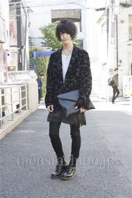 ファッションコーディネート原宿・表参道 2013年05月 たろさん