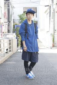 ファッションコーディネート原宿・表参道 2013年05月 名古屋 優さん