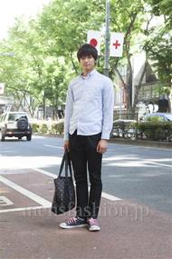 ファッションコーディネート原宿・表参道 2013年05月 さいとうゆうたさん