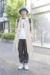 ファッションコーディネート原宿・表参道 2013年05月 サイトウショウヘイさん