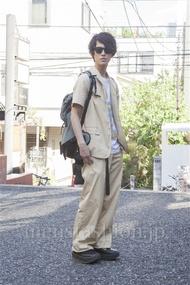 ファッションコーディネート原宿・表参道 2013年05月 くろさん