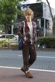 ファッションコーディネート原宿・表参道 2013年05月 川田晋吾さん
