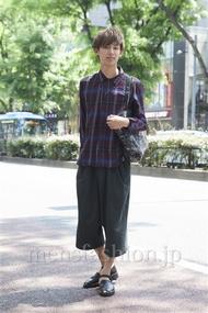 ファッションコーディネート原宿・表参道 2013年05月 飯島彰彦さん