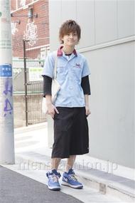 ファッションコーディネート原宿・表参道 2013年05月 村上広太さん