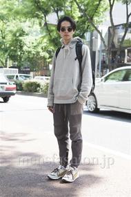 ファッションコーディネート原宿・表参道 2013年05月 岩井拳士朗さん