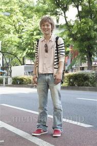 ファッションコーディネート原宿・表参道 2013年05月 倉島良彰さん