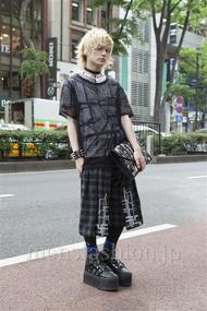 ファッションコーディネート原宿・表参道 2013年05月 ryomuzamさん