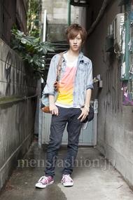 ファッションコーディネート原宿・表参道 2013年06月 百瀬 皆さん