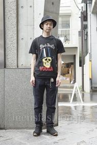 ファッションコーディネート原宿・表参道 2013年06月 斎藤章平さん