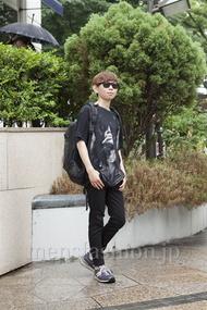 ファッションコーディネート原宿・表参道 2013年06月 前田晟一朗さん
