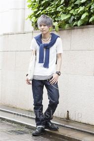 ファッションコーディネート原宿・表参道 2013年06月 松田亮葉さん