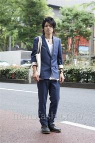 ファッションコーディネート原宿・表参道 2013年06月 黒山慶司さん