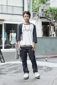 ファッションコーディネート原宿・表参道 2013年06月 佐藤貴龍さん