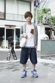 ファッションコーディネート原宿・表参道 2013年06月 村上広太さん