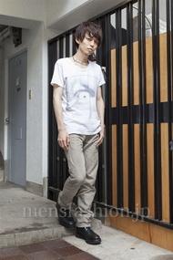 ファッションコーディネート原宿・表参道 2013年06月 斎藤亮太さん