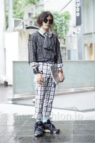 ファッションコーディネート原宿・表参道 2013年06月 nabescoさん