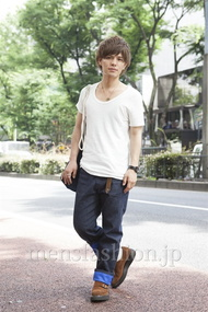 ファッションコーディネート原宿・表参道 2013年06月 川田晋吾さん