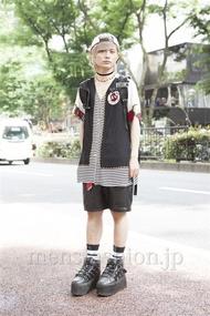 ファッションコーディネート原宿・表参道 2013年06月 ryomuzamさん