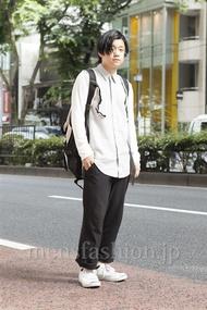 ファッションコーディネート原宿・表参道 2013年06月 石井俊伍さん