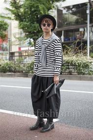 ファッションコーディネート原宿・表参道 2013年06月 KYOSUKEさん