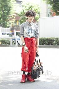 ファッションコーディネート原宿・表参道 2013年07月 nabescoさん