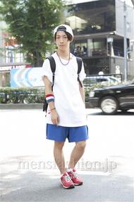 ファッションコーディネート原宿・表参道 2013年07月 すぐるさん