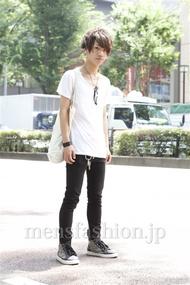 ファッションコーディネート原宿・表参道 2013年07月 わたむん。さん