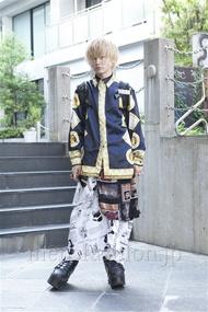 ファッションメンズお薦め|ファッションコーディネート原宿・表参道 2013年07月 ryomuzamさん