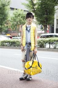 ファッションコーディネート原宿・表参道 2013年08月 nabescoさん