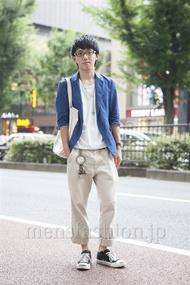 ファッションコーディネート原宿・表参道 2013年08月 しおぴーさん