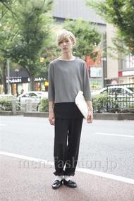 ファッションコーディネート原宿・表参道 2013年08月 宇梶祐市さん
